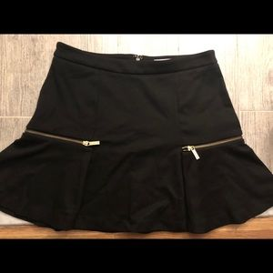 Michael Korda Peplum Skirt
